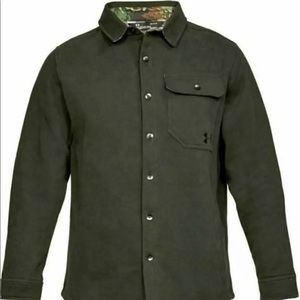 Under Armour MensButton Up Long Sleeve Shirt